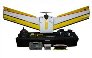 QuestUAV Q-POD Drone and equipment