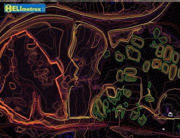 Vector capture stereo photogrammetry capture