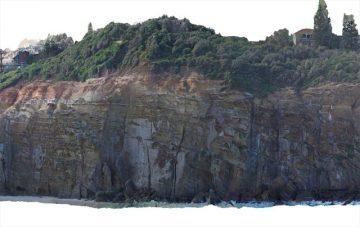 Cliff terrestrial photogrammetry