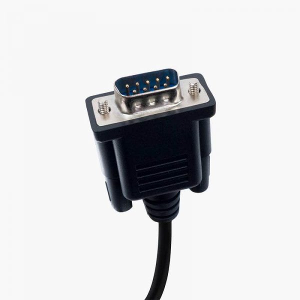 DB9 male connector