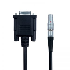 Reach RS cable 2m with DB9 female connector
