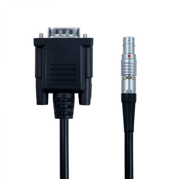 Reach RS cable 2m with DB9 male connector