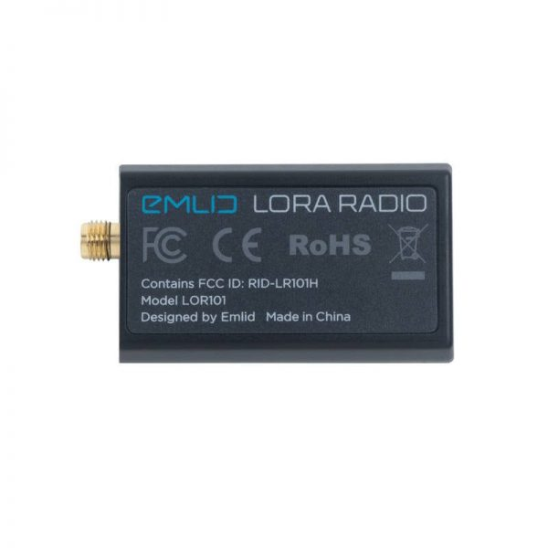 Emlid Reach M+ LoRa Radio back